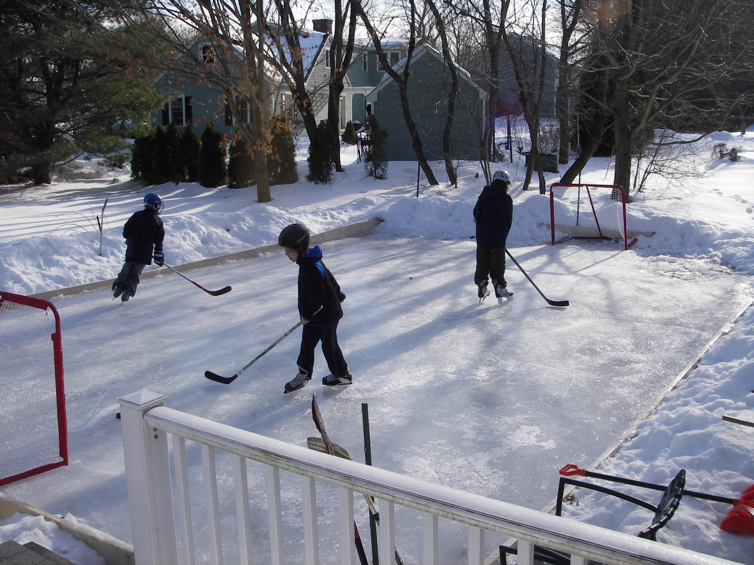 claypool ice rink