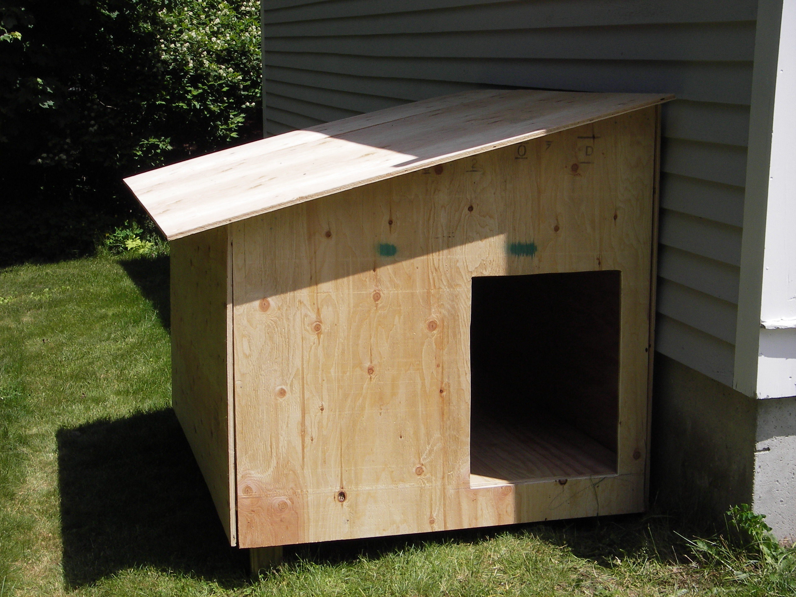 Claypool Dog House