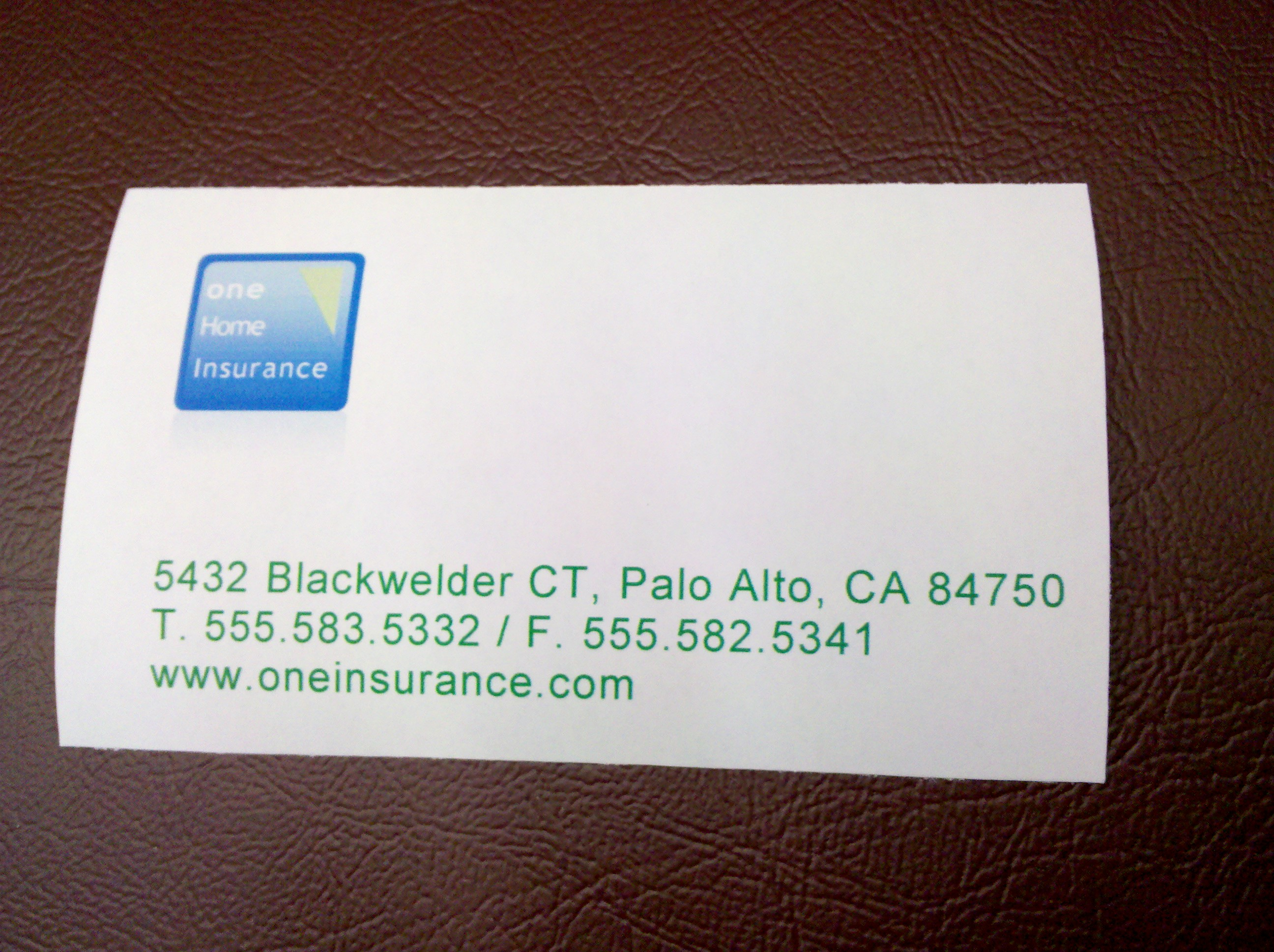 Stanford Mobile Visual Search Data Set: Business Cards